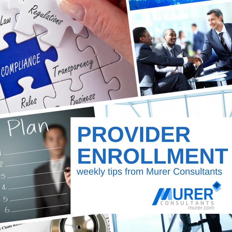 Provider Enrollment - Blog Image